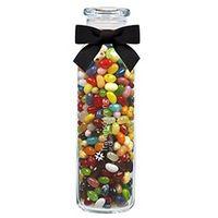 595431601-153 - Glass Hydration Jar - Jelly Belly Jelly Beans (24 Oz.) - thumbnail