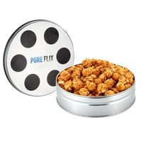 722530914-153 - Small Film Reel Tin - Caramel Popcorn - thumbnail