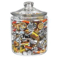 745182971-153 - Hershey's® Holiday Mix in Gallon Glass Jar - thumbnail