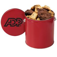 752098691-153 - Gallon Snack Tins - Gourmet Cookies - thumbnail