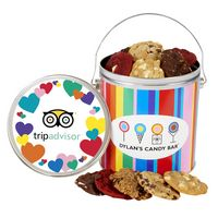 776459280-153 - Dylan's Candy Bar - Valentine's Day Collection - One Gallon Gourmet Cookie Tin - Assorted - thumbnail