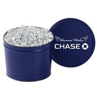 925184612-153 - Hershey's® Kisses® in 2 Gallon Tin - thumbnail