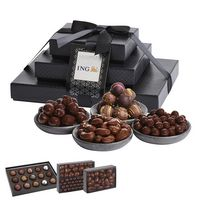 926186691-153 - La Lumiere Collection - Senior Suite Stackers - Chocolate Medley Stacker - thumbnail