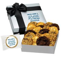 952723374-153 - Gourmet Cookie Temptation Elegant Gift Box - thumbnail