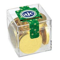 955310649-153 - Signature Cube Collection w/ Gold Coins - thumbnail