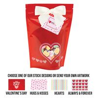 955549532-153 - Flirty Window Bags - Conversation Hearts - thumbnail