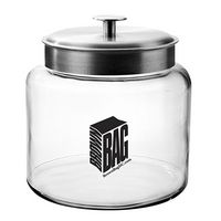 973491762-153 - Glass Cookie Jar - Empty (48 Oz.) - thumbnail