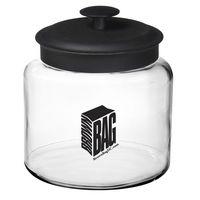 973491762-153 - Glass Cookie Jar - Empty (48 Oz.) - thumbnail