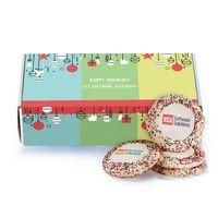 976185052-153 - Custom Sugar Cookie w/ Holiday Sprinkles in Mailer Box (12) - thumbnail