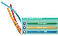 "372242972-157 - 2""x 60"" AdWave Standard Color Latex Balloon - thumbnail"