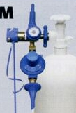 512839426-157 - Precision Plus Dual Helium Inflation Regulator w/ Tilt Valve - thumbnail