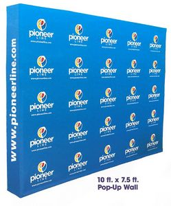 574556709-157 - 10 ft. W x 7.5 ft. H Pop Up Wall Kit - thumbnail