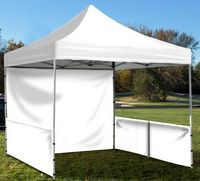 715899425-157 - Event Tent Full Wall ONLY - PLAIN / NO Imprint - thumbnail