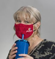 736301399-157 - 3D Face Mask Straw Friendly CHILD - thumbnail