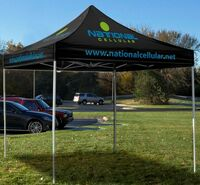 973704409-157 - 10' Square Event Tent Full-Color Dye Sublimation (7 Locations) - thumbnail