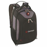 "175073488-174 - Wenger® COURIER DX 16"" Laptop Backpack w/Tablet Pocket - thumbnail"