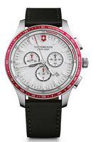 195803445-174 - Alliance Sport Chrono Watch w/Black Leather Strap - thumbnail