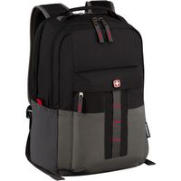 "315314328-174 - Wenger® Ero Pro 16"" Laptop Backpack (Black) - thumbnail"