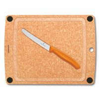 356225702-174 - Combination Set All-In-One Medium Cutting Board w/Utility Knife - thumbnail