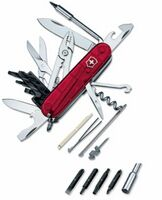 381799829-174 - Cybertool M - Multi-Tool Swiss Army® Knife - thumbnail