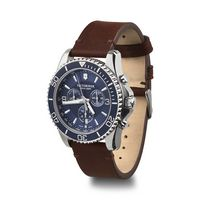 786226406-174 - Chrono Large Blue Dial Watch - thumbnail