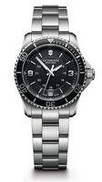 795960666-174 - Maverick Small Black Dial Stainless Steel Bracelet - thumbnail