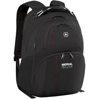 "945073475-174 - Wenger TANDEM 16"" Laptop Backpack with Tablet Pocket - thumbnail"