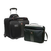 "955073648-174 - Wenger® PATRIOT 2-Piece Business Set w/Comp-U-Roller & matching 15.4"" Laptop Case - thumbnail"