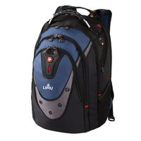"975073480-174 - Wenger IBEX 17"" Laptop Backpack with Tablet Pocket - thumbnail"