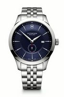 985599745-174 - Alliance Large Stainless Steel Watch (Blue) - thumbnail