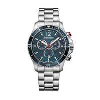 996225786-174 - Petro Blue Chronograph Dial Watch - thumbnail