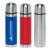 101994594-816 - 16 Oz. Stainless Steel Thermos - thumbnail