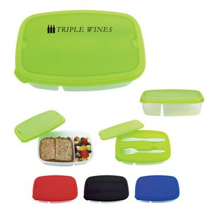 104556317-816 - 2-Section Lunch Container - thumbnail