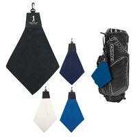 115138204-816 - Triangle Fold Golf Towel - thumbnail