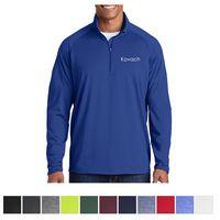 115443124-816 - Sport-Tek® Tall Sport-Wick® Stretch 1/2-Zip Pullover - thumbnail