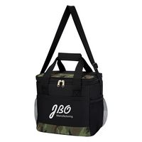 125511602-816 - Camouflage Accent Cooler Bag - thumbnail