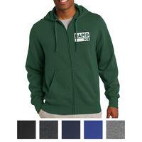 135440090-816 - Sport-Tek® Full-Zip Hooded Sweatshirt - thumbnail