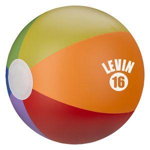 "135811345-816 - 16"" Rainbow Beach Ball - thumbnail"