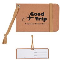 136214270-816 - Kraft Paper Luggage Tag - thumbnail
