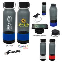 146076640-816 - 23 Oz. Carter Tritan™ Bottle With Wireless Charger And Power Bank - thumbnail