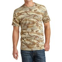 165339724-816 - Port & Company® Core Cotton Camo Tee - thumbnail