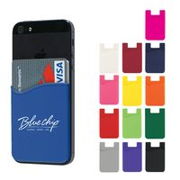 166010542-816 - Silicone Phone Wallet - thumbnail