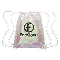 186074546-816 - Iridescent Pearl Drawstring Bag - thumbnail