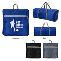 186114834-816 - Frequent Flyer Foldable Duffel Bag - thumbnail