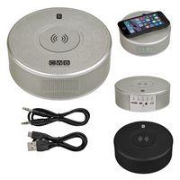 195813345-816 - Orbit Alarm Clock Speaker & Power Bank - thumbnail