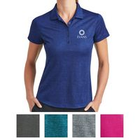 305551468-816 - Nike Ladies Dri-FIT Crosshatch Polo - thumbnail
