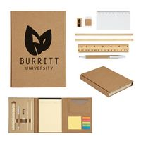 325489935-816 - Eco-Inspired Tri-Fold Stationery Set - thumbnail