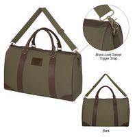 325760096-816 - Safari Weekender Duffel Bag - thumbnail