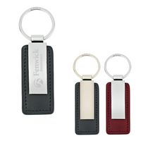 334484555-816 - Leatherette Key Tag - thumbnail