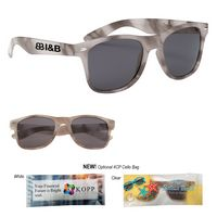 335760467-816 - Marbled Malibu Sunglasses - thumbnail